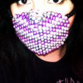 First Kandi Mask
