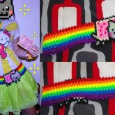 Nyan Poptart Cat Belt 83