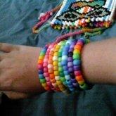 Rainbow Singles Cuff