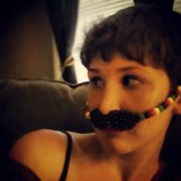 My Moustache Necklace