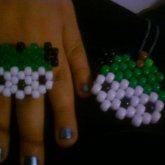 Pandapple And Ring