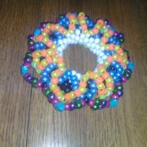 Multi-colored 3D Cuff