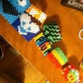 Cookie Monster, Deadmau5, Rasta, PLUR
