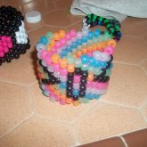 Angry Face Cuff
