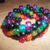 Mini Rainbow Cuff
