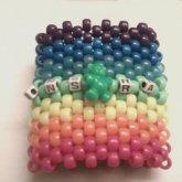 Regular Rainbow Cuff