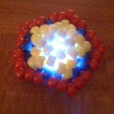 Light Up 3D Star (: