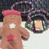 Ginger Bread Man And Bento Box Double