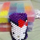 Front Of The Hello Kitty Cuff
