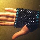 Kandi Glove (front)
