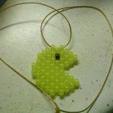 Pacman Necklace <3