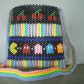 PacMan Bag Back