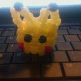 My 3D Pikachu (: