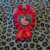 Hello Kitty 3D Cuff