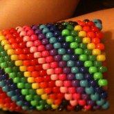 Rainbow Hello Kitty Bk