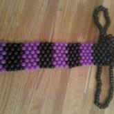 Purple And Black Tie =)