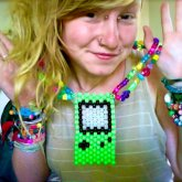 Gameboy Color Chain!