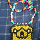 Jake (Adventure Time) Necklace