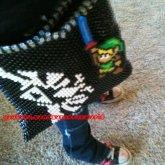 Zelda Purse ; Wearing It