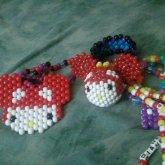 3D Hello Kitty W/ Deadmau5 Head Vs Flat Peyote