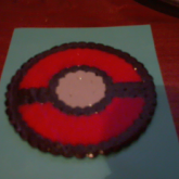 My Attempt At Making A Pokeball