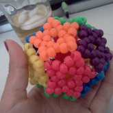 Rainbow Star Ball