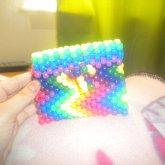 Rainbow Camera Bag