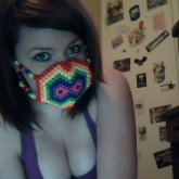 Rainbow Mask xD