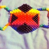 X Rainbow Mask
