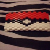 My Pokeball Change Purse (front View)