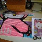 Hello Kitty Gloomy Bear Inspired By MrKANDIKID (Unfinished)