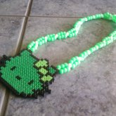 Hello Kitty Kandi Necklace