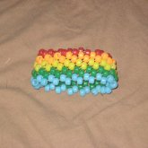 First Evar Rainbow Cuff