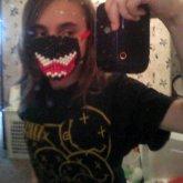 Vampire Mask