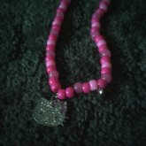 Hello Kitty Bling Necklace.