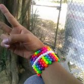 Rainbow Cuffs Plus Singles