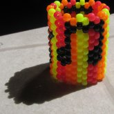 Old | Music Note Cuff