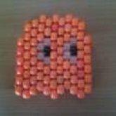 Orange Ghostie