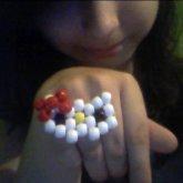 Small Hello Kitty Ring