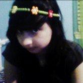 Rainbow Flower Headband(: