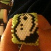Snoopy Mini Cuff Ring