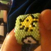 Woodstock Mini Cuff Ring