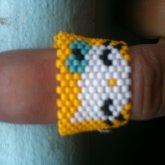 Hello Kitty Mini Multi Cuff Ring