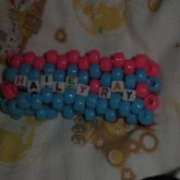 Cuff I Made For My Baby