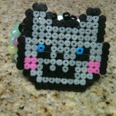 Nyan Cat 3D (front)