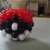 MY FIRST 3D MINI POKEBALL!