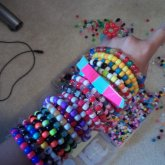 My Arm Of Kandi