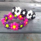 Flower Cuffs