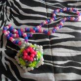 3D Star Necklace Side 1