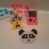 Perler Beads (: